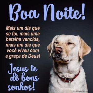 Boa Noite, Jesus Caminha com Você 1