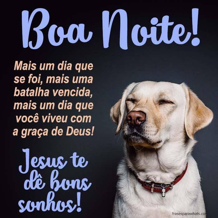 Boa noite com Jesus