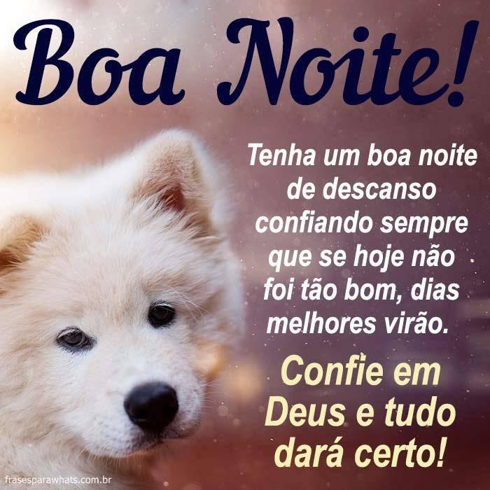 Boa Noite Gospel Frases Para Whatsapp