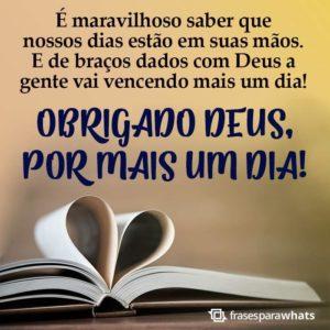 Bom Dia com o Brilho de Deus 6