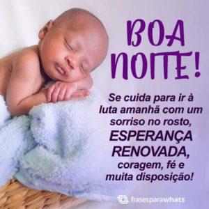 Boa Noite com Sonhos e Esperança 3
