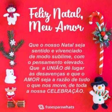 Feliz Natal meu Amor 3