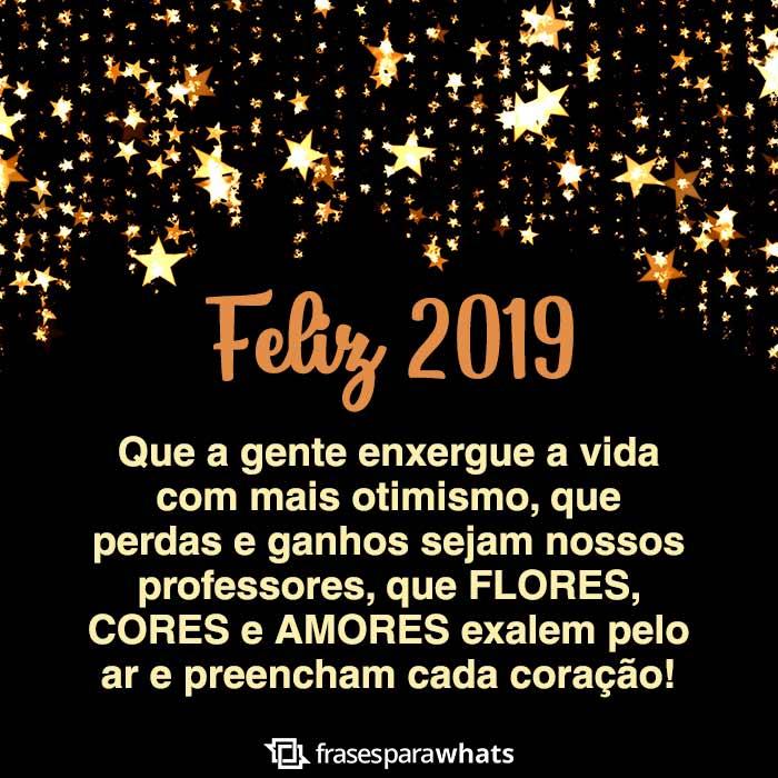 Feliz 2019 2