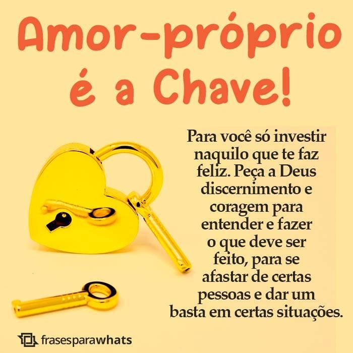 Amor Próprio Para Investir Na Própria Felicidade Frases