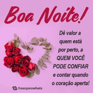 Boa Noite, Dê Valor a Quem Está com Você 2