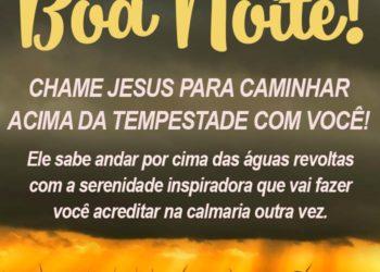 Boa Noite, Jesus Caminha com Você