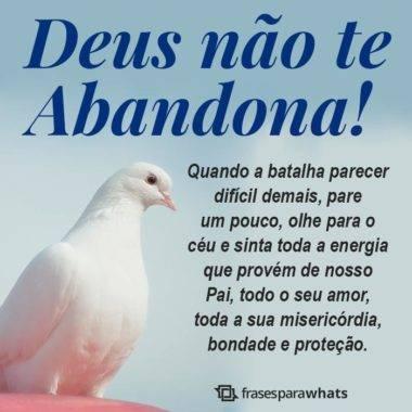 Deus não te Abandona 3