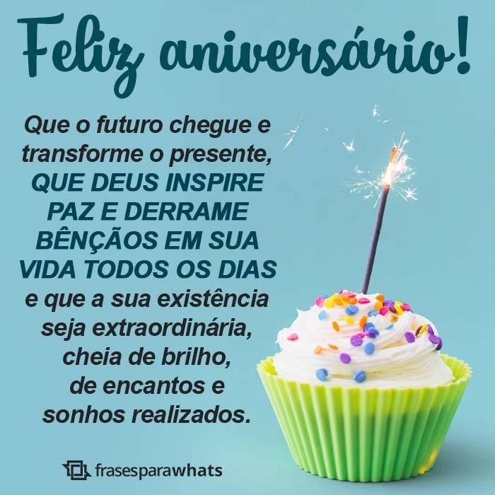 Feliz Aniversário, Que o Futuro Chegue 4