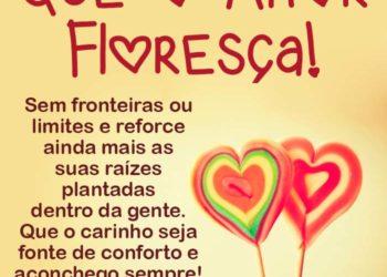 Que o Amor Floresça