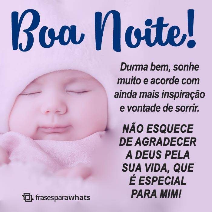 Boa Noite, Agradeça por Tudo 7