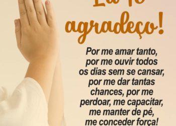 Deus, Minha Fonte Maior de Gratidão