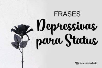 Frases Depressivas para Status que vão Demonstrar a sua Tristeza 17