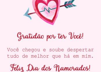 Mensagem para Dia dos Namorados