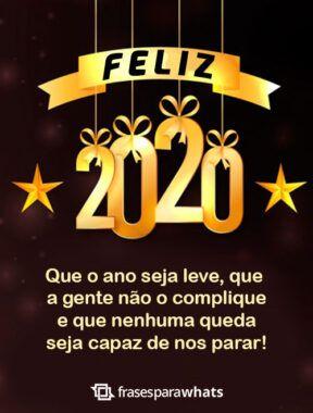 Mensagem para um Feliz 2020 1