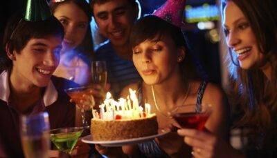 Status para meu Aniversário 20